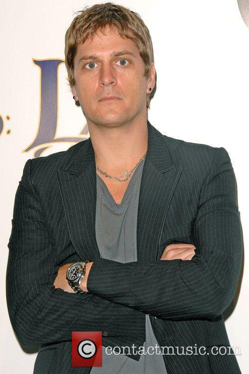 Rob Thomas attends his new album release and...