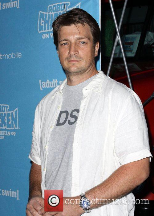 nathan fillion picture 2526532 | nathan fillion adult swim presents ...