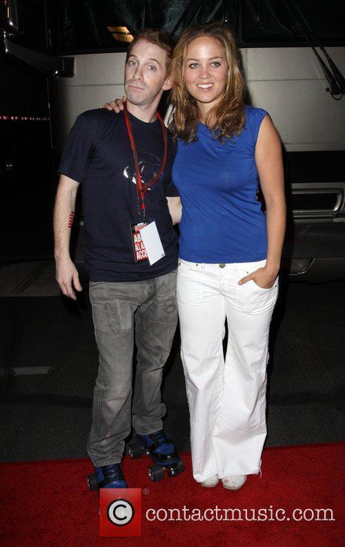 Seth Green and Erika Christensen Adult Swim Presents:...