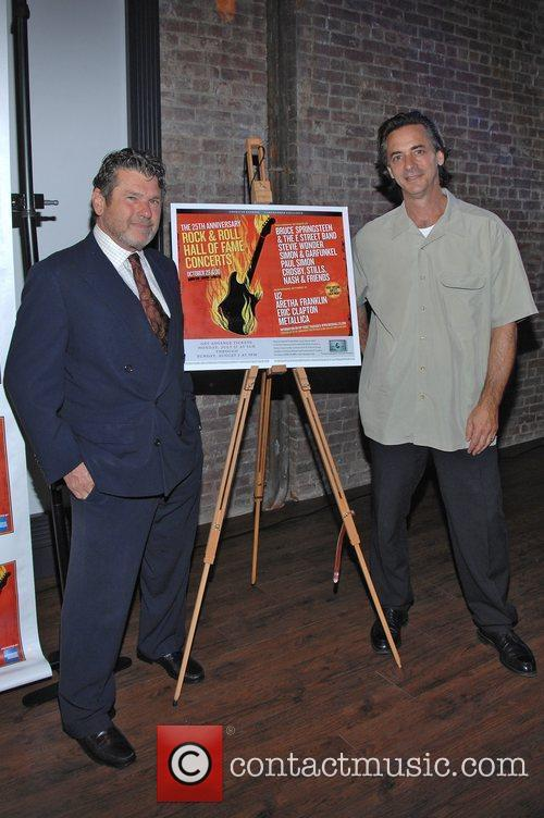 Jann Wenner and Joel Peresman The 2009 Rock...