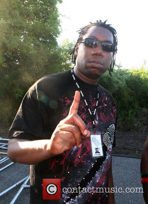 Krs-one and Rock The Bells Concert