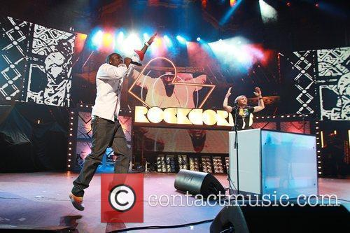 Akon and Dj David Guetta 3