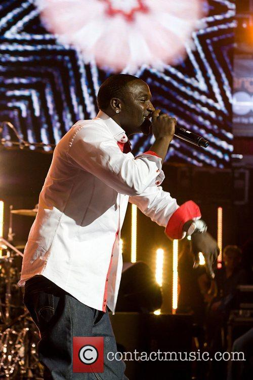 Akon, Royal Albert Hall