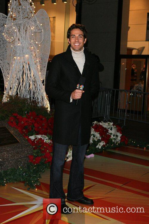Zach Levi The 77th Rockefeller Center Christmas tree...