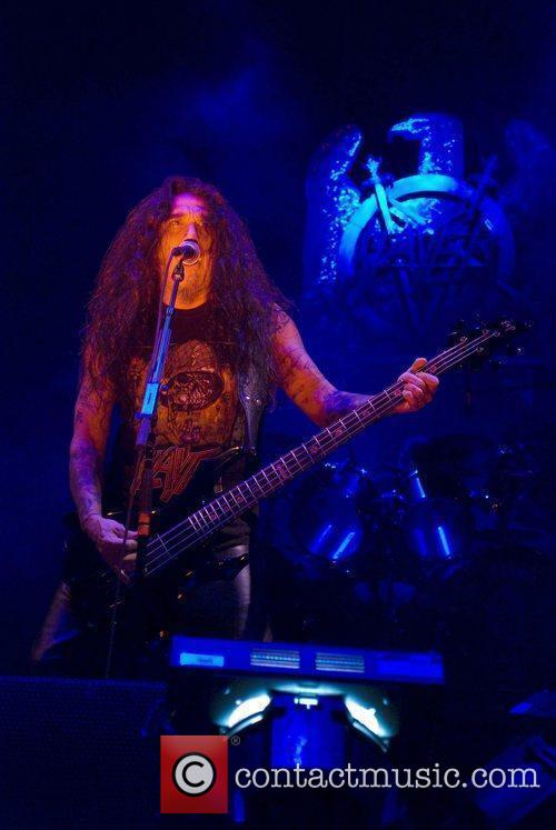 Slayer, Mayhem Festival