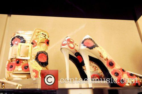 Atmosphere Roger Vivier Boutique opening party at Bal...