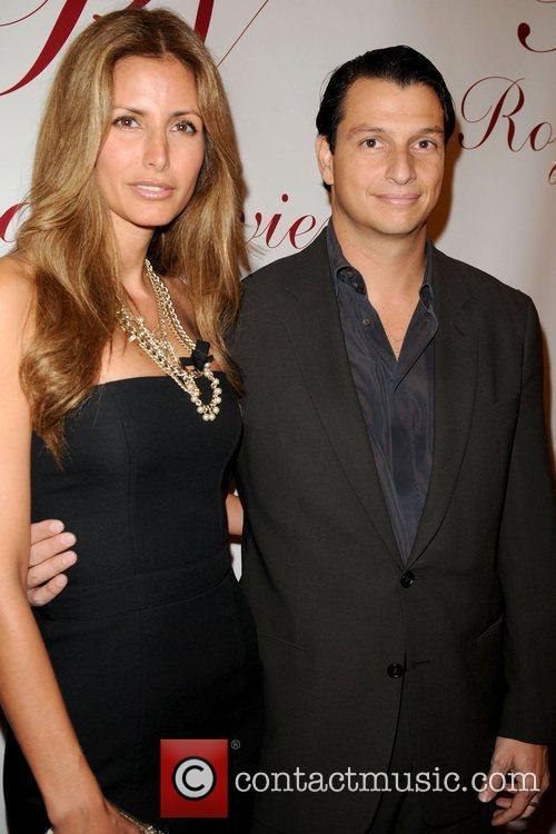 Elsa Benitez and Alejandro Grimaldi Roger Vivier Boutique...