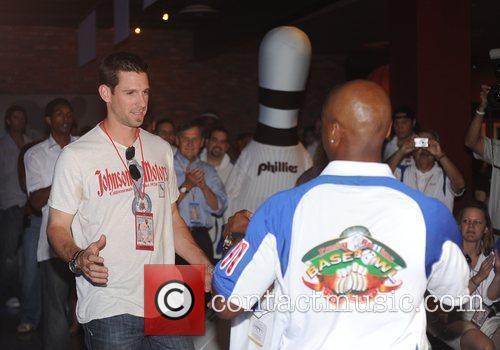 Cliff Lee at The Jimmy Rollins BaseBowl Event...