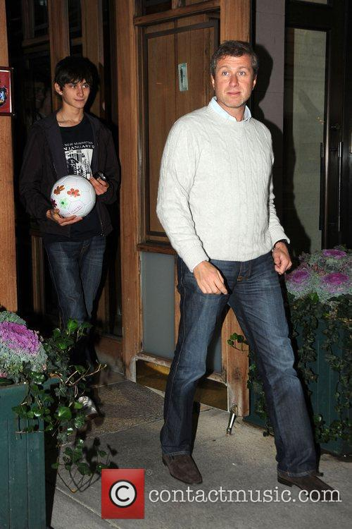 The Chelsea FC owner - the World's 51st...