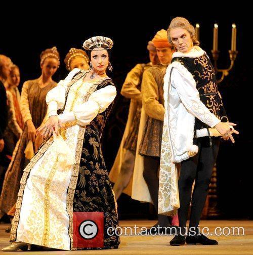 The Mariinsky (Kirov) Ballet perform 'Romeo & Juliet'...