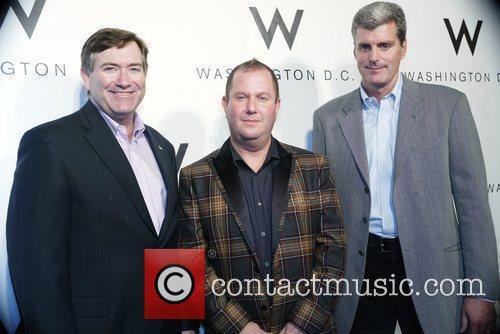 Dave Marr, Ted Jacobs & Matt Avril W...