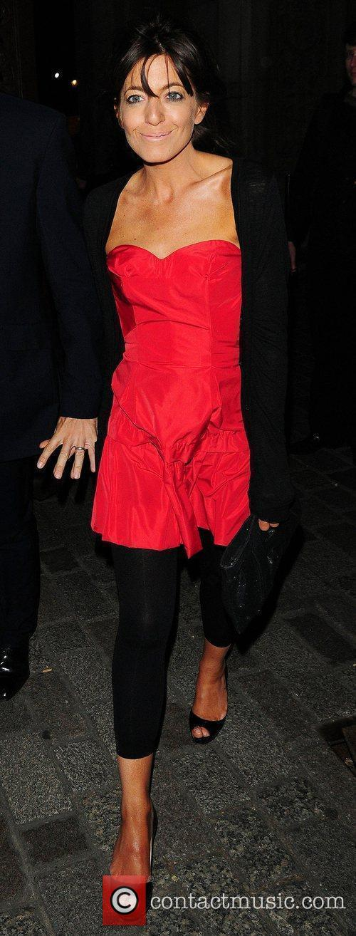 Claudia Winkleman attends the Royal Academy of Arts...