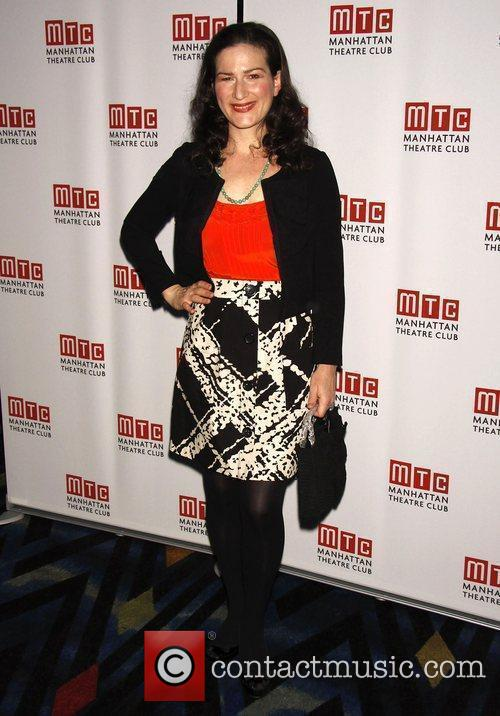 Ana Gasteyer Opening Night after party for the...