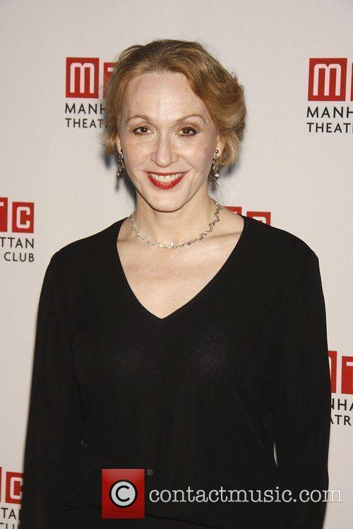 Jan Maxwell Opening Night after party for the...