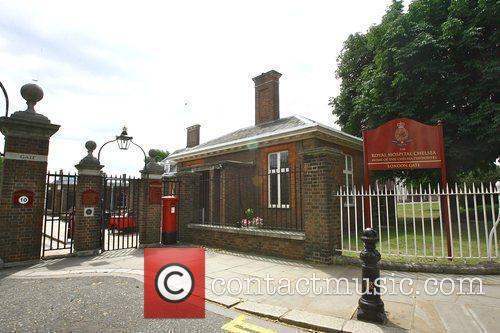 The Royal Hospital Chelsea, where Joe Cole and...