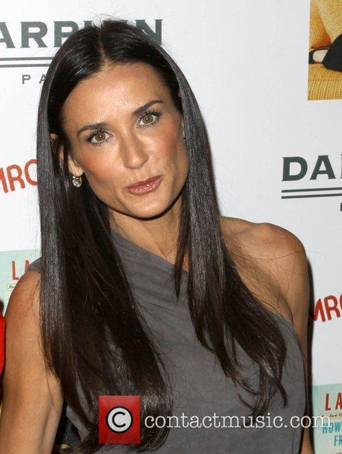 Demi Moore The launch of 'How to Rule...