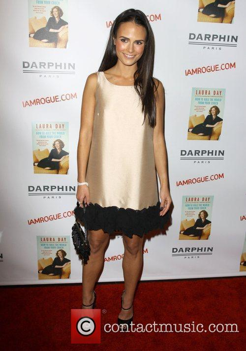 Jordana Brewster The launch of 'How to Rule...