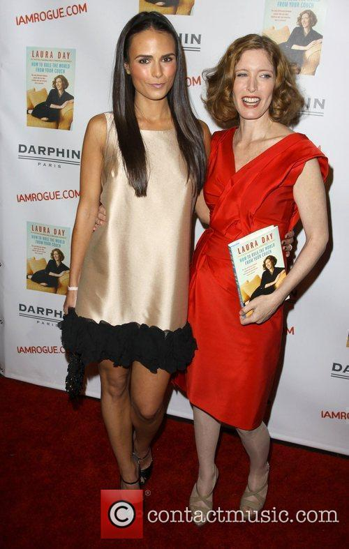 Jordana Brewster, Laura Day The launch of 'How...