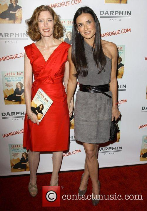Laura Day, Demi Moore The launch of 'How...