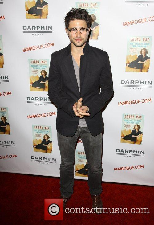 Matt Dallas The launch of 'How to Rule...