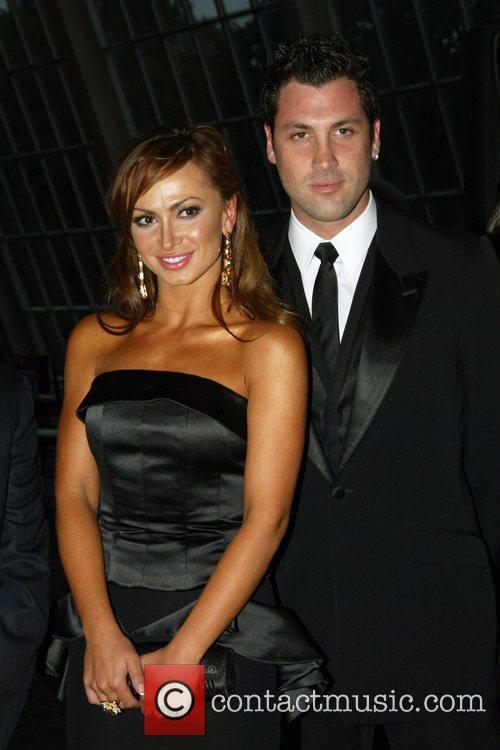 Karina Smirnoff and Maksim Chmerkovskiy 2