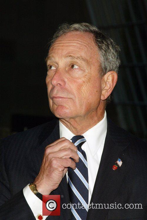 Mayor Michael Bloomberg 2009 Russian Heritage Festival at...
