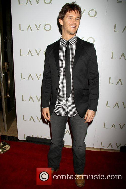 Celebrates his birthday at LAVO nightclub at The...