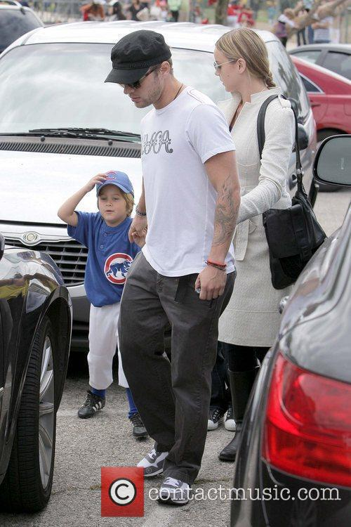 Deacon Reese Phillippe and Ryan Phillippe 3