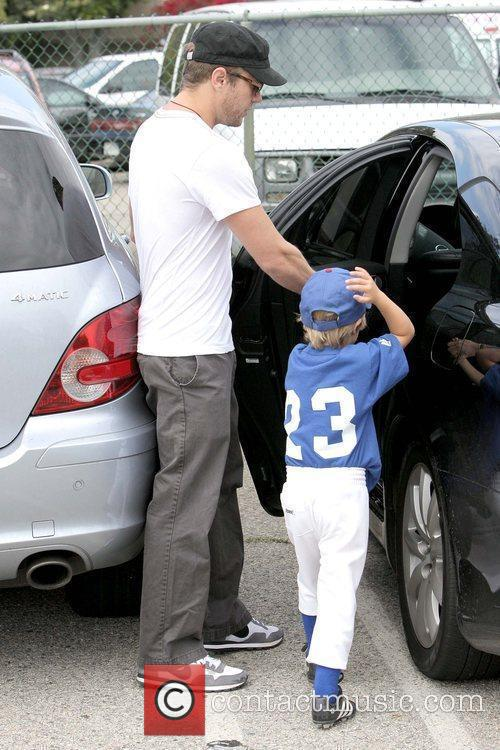Ryan Phillippe and Deacon Reese Phillippe 2