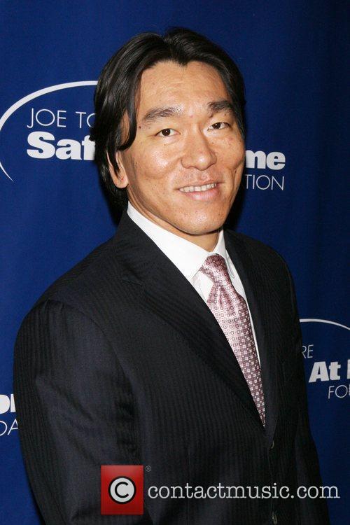 Hideki Matsui  7th annual Joe Torre Safe...