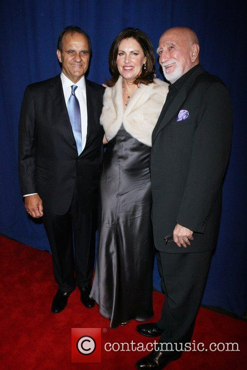 Joe Torre, Ali Torre and guest 7th annual...