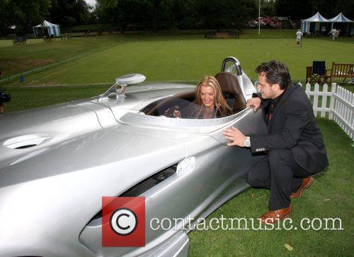 Salon Prive Luxury supercar event