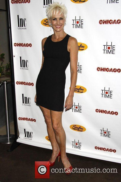 Amra-Faye Wright After party celebrating Samantha Harris' Broadway...