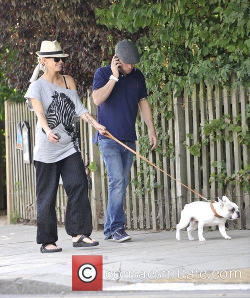 Sarah Harding and Boyfriend Tom Crane 8