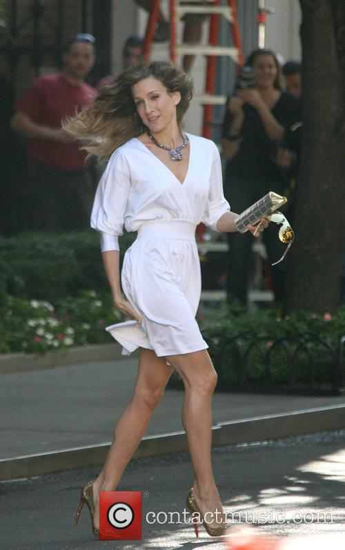 Sarah Jessica Parker and Sex And The City 7