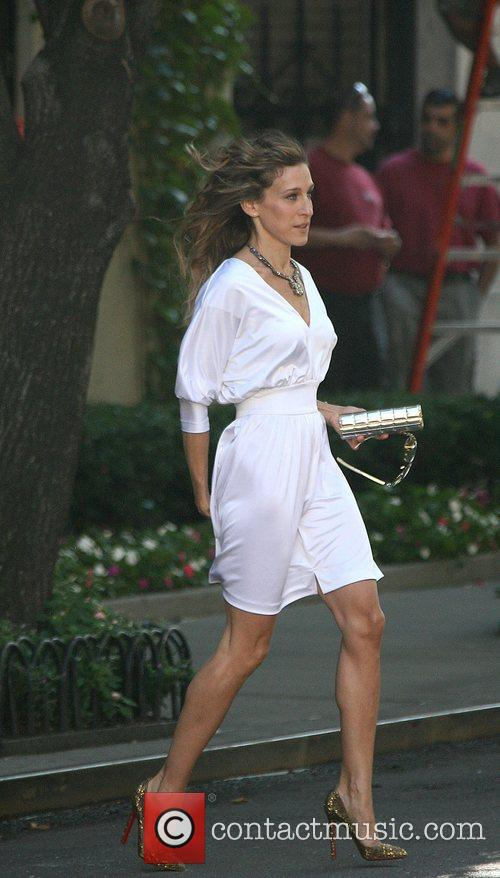 Sarah Jessica Parker and Sex And The City 2