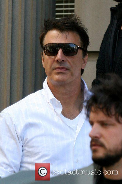 Chris Noth and Sex And The City 4