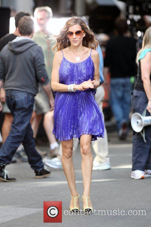 Sarah Jessica Parker and Sex And The City 11