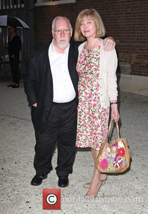 Jane Hayworth and Sir Peter Blake  Sass...
