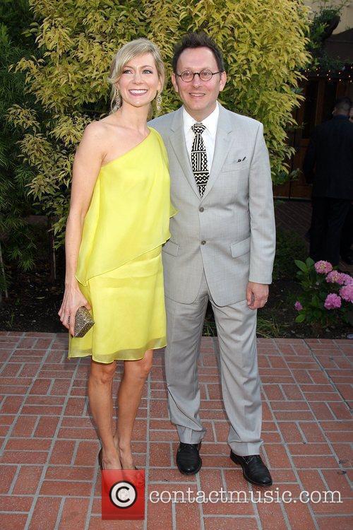 Carrie Preston & Michael Emerson The 2009 Saturn...