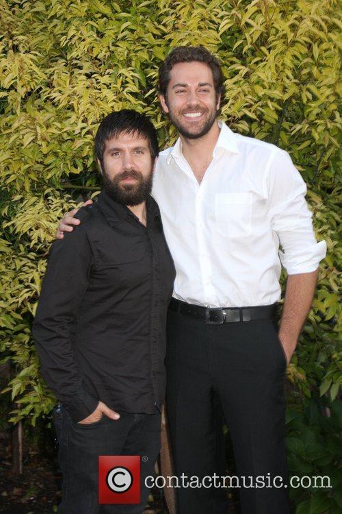 Joshua Gomez & Zachary Levi The 2009 Saturn...