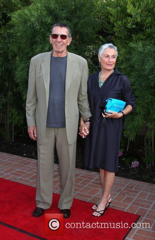Leonard Nimoy & Susan Bay The 2009 Saturn...