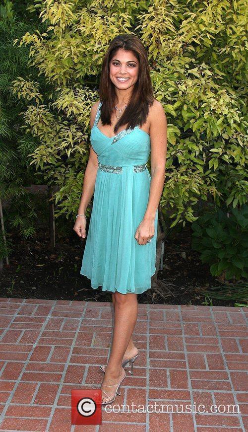 Lindsay Hartley The 2009 Saturn Awards at the...