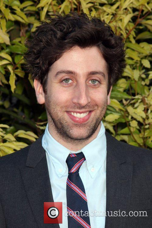 Simon Helberg and Saturn Awards 7