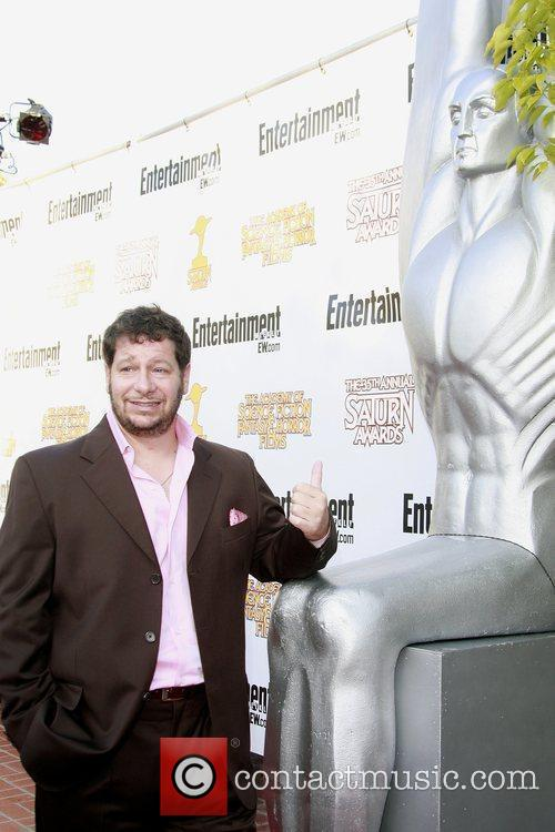 Jeffrey Ross The 2009 Saturn Awards at the...