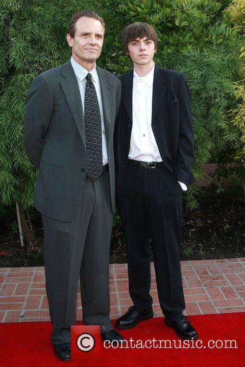 Michael Biehn and son Caelan The 2009 Saturn...