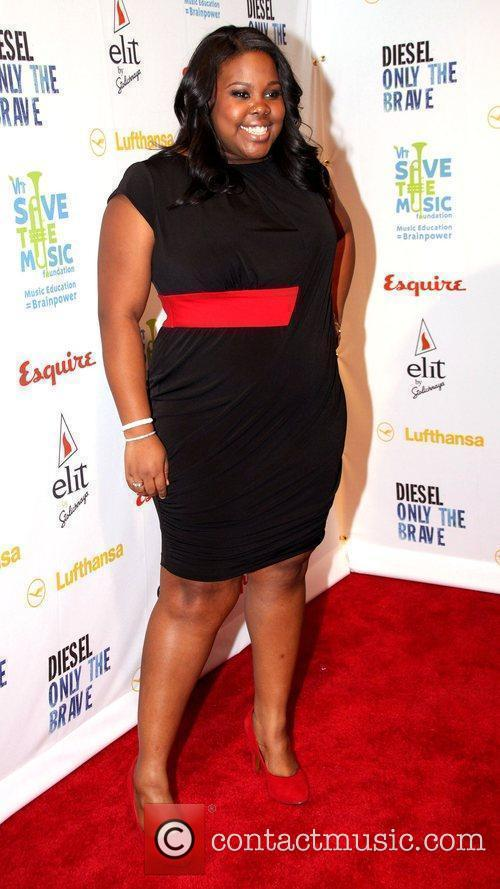 Amber Riley and Vh1 3