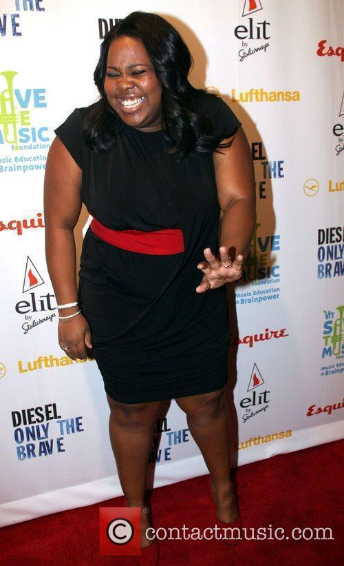 Amber Riley and Vh1 1