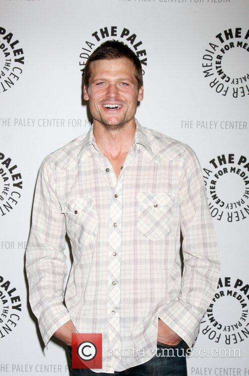 Bailey Chase Advance screening of the third-season premiere...