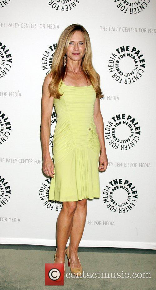 Holly Hunter Advance screening of the third-season premiere...